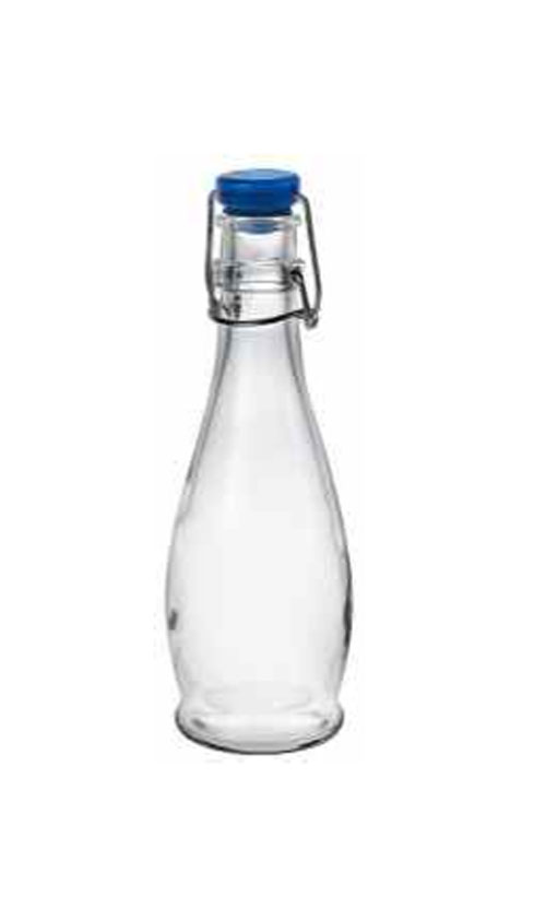 Bottiglia di vetro