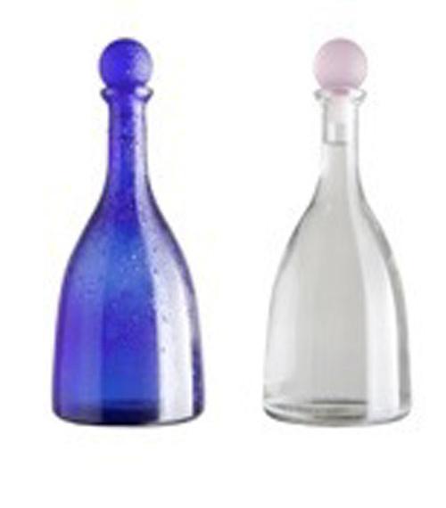 Bottiglia vetro acqua